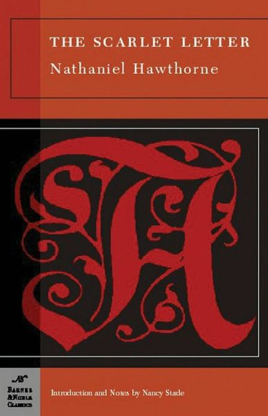 the scarlet letter by nathaniel hawthorne the 7th book in the ...