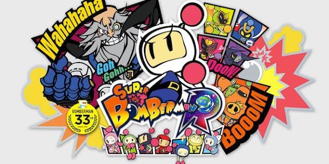 Super Bomberman R aparece listado para PlayStation 4