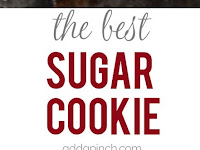 The BEST Chewy Sugar Cookies Recipe