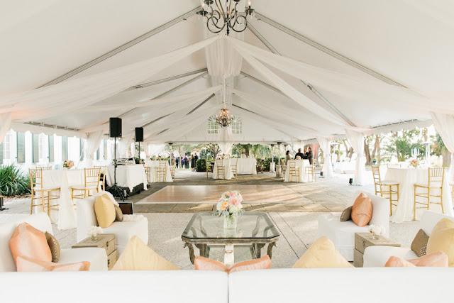 shabby+chic+wedding+spring+summer+pastel+champagne+pink+black+white+bride+groom+bouquet+ceremony+centerpiece+floral+flower+bridesmaid+dresses+dress+riverland+studios+21 - Charleston Pastel