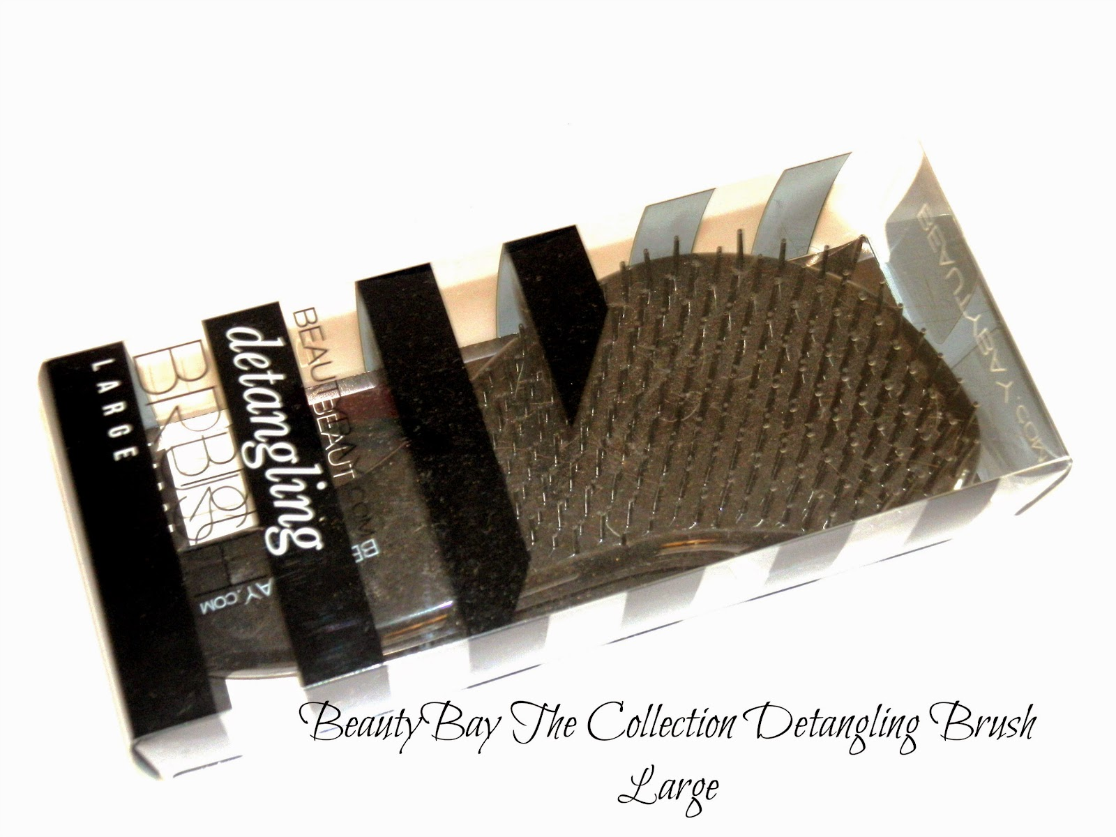BeautyBay The Collection Detangling Brush Large Reviews