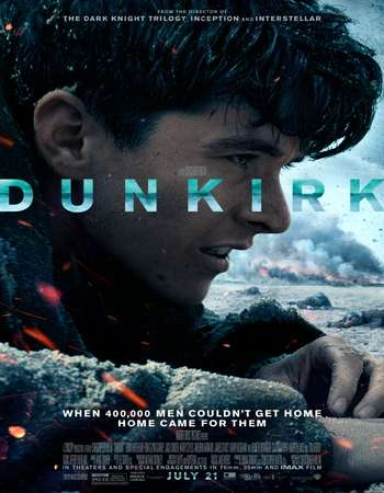 Dunkirk 2017 Full English Movie BRRip Download