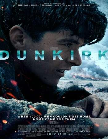 Dunkirk 2017 English 720p BRRip 850MB ESubs