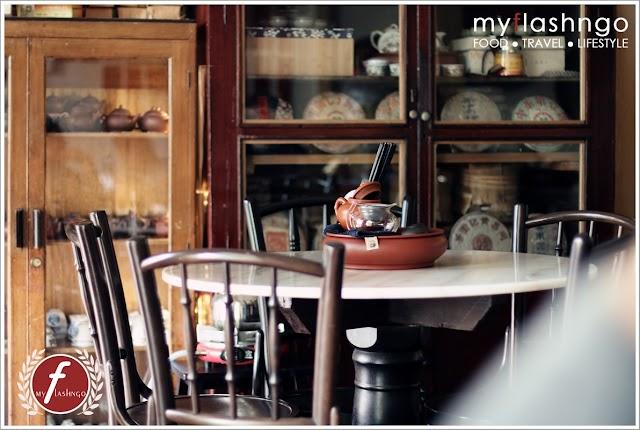 ● Penang Food Blog | 茶水鄉,怀旧的新味道