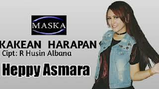 Lirik Lagu Kakean Harapan - Happy Asmara