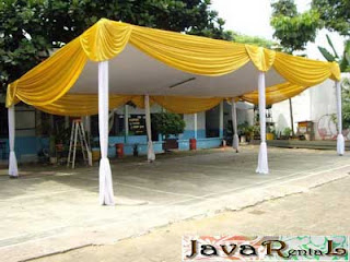 Sewa Tenda Plafon VIP - Penyewaan Tenda Plafon VIP Murah