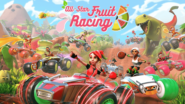 Link Download Game All-Star Fruit Racing (All-Star Fruit Racing Free Download)