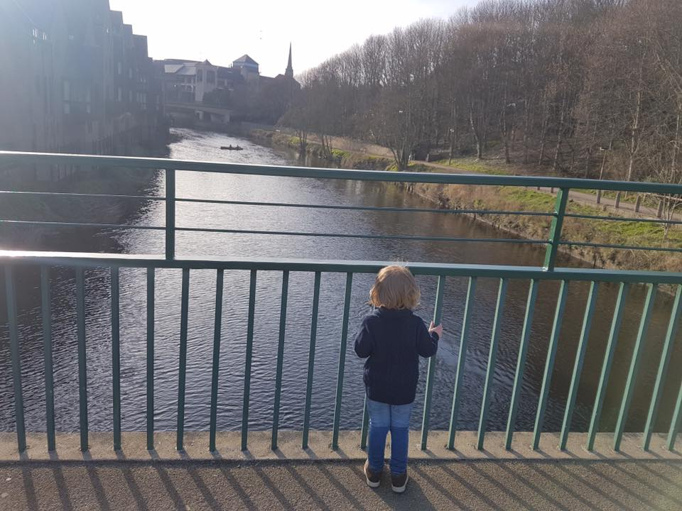 13 of the best pushchair-friendly walks around North East England as recommended by local parents - durham river