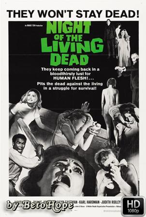 La Noche De Los Muertos Vivientes 1968 [1080p] [Ingles Subtitulado] [MEGA]