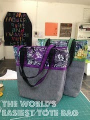 Tutorial : World's Easiest Tote Bag