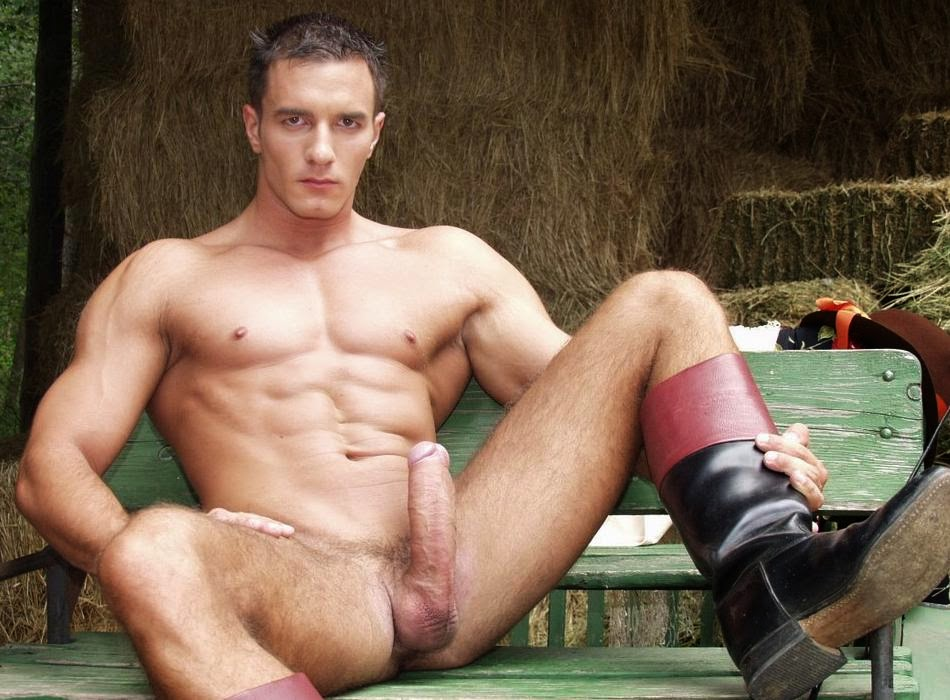 at with huge work Naked boys boners