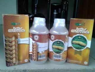 agen obat herbal jelly gamat QNC di pontianak yang resmi