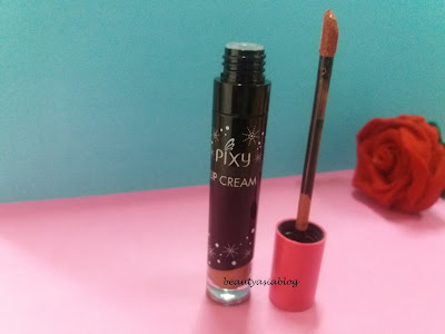 Pixy Lip Cream No. 09 Glam Coral