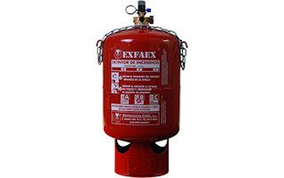 Extintores en Madrid, exfire