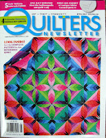 Quilters Newsletter - Apr/May 2011