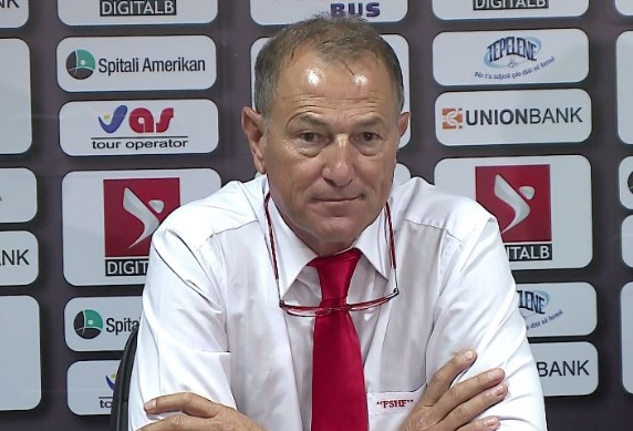 Gianni de Biasi to continue to be Albania's National coach until 2017