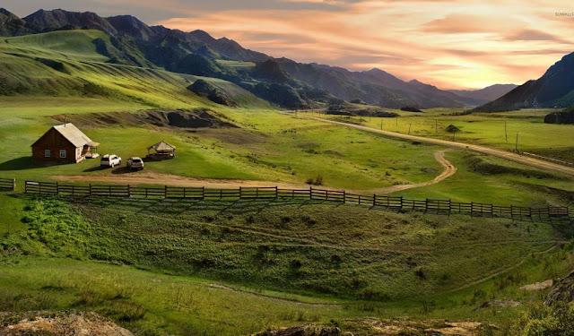 Thả hồn trên những đồng cỏ đẹp nhất Trung Hoa