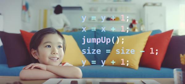 學程式不難!日本餅乾商教小學生用Pocky學coding