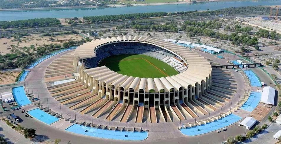 PES 2017 United Arab Emirates Jeque Zayed Stadium by PES Stadium Glen