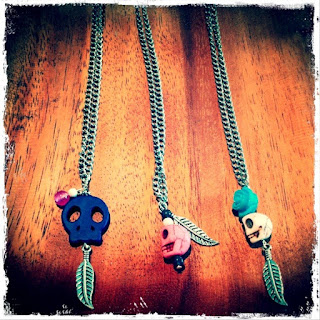 collar, bisutería, hecho a mano, abalorios, happy uky