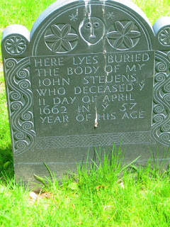 52 ANCESTORS IN 52 WEEKS 2017 WEEK 42:JOHN STEVENS OF ANDOVER