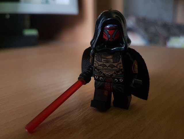Darth Revan sith lego old Republic Star wars fan art