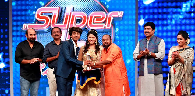 Super 4 Winner Sreehari