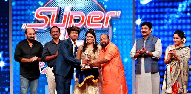 Super 4 Winner Sreehari