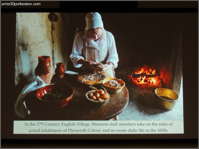 Vídeo de Plimoth Plantation: Henry Hornblower II Vistor Center