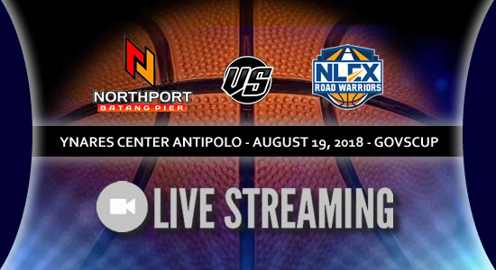 Live Streaming List: NorthPort Batang Pier vs NLEX Road Warriors 2018 PBA Governors' Cup