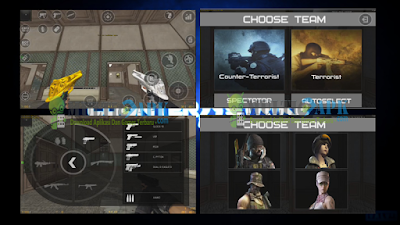 Update Counter Strike Point Blank Project Mod CSPB 1.4 Android