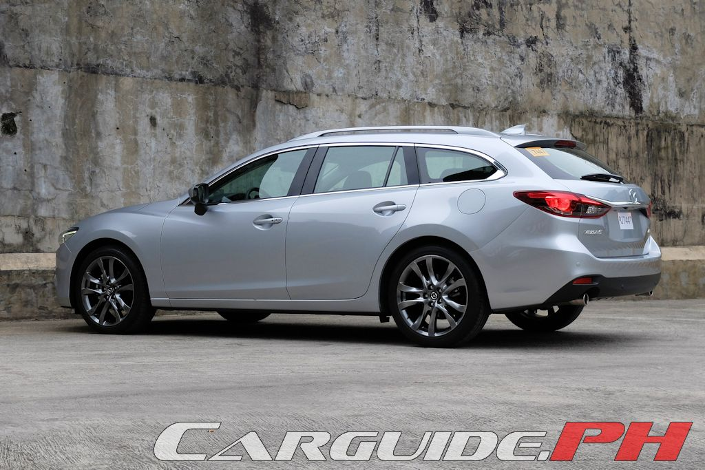 Review: 2015 2016 Mazda6 Sports Wagon | Philippine Car News, Car Reviews,  Automotive Features, And New Car Prices | CarGuide.PH