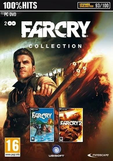PC] Far Cry:Duology (1&2) | ENG |-[ RePack By R G Mechanics