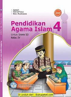 Buku Paket Pelajaran PAI Kelas 4 SD/MI