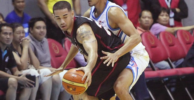 Top 50 ASSISTS Made Leaders 2015 PBA Commissioner's Cup ELIMINATION