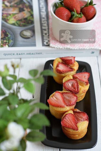 strawberry orange frangipane