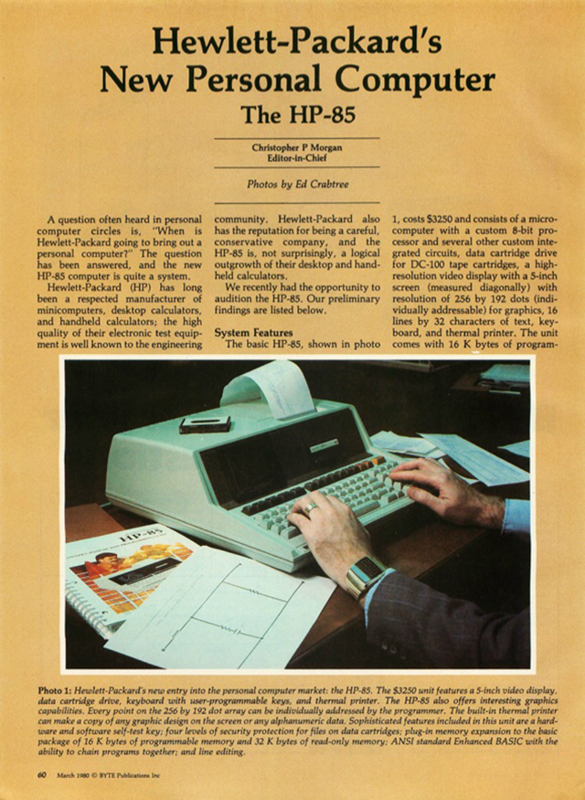 The Dawn of Technology: 11 Amazing Vintage Computer Reviews From the