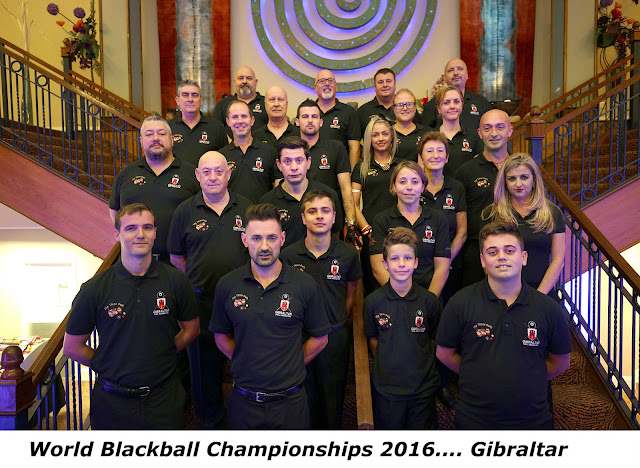 World Blackball Championships 2016 Gibraltar