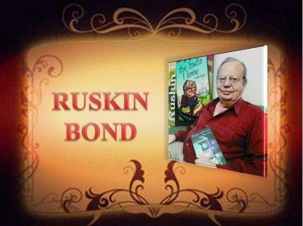 Ruskin bond as a short story writer