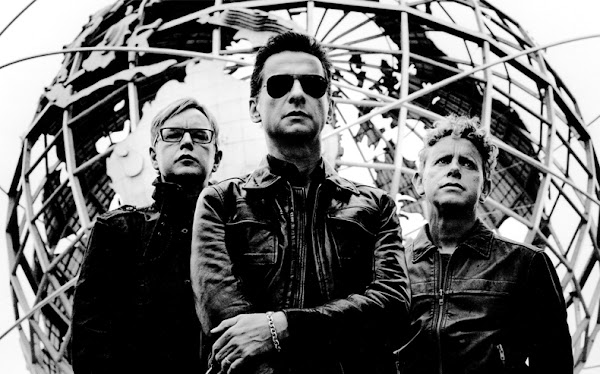 "Ouça ""Where's The Revolution"", novo single do Depeche Mode!"