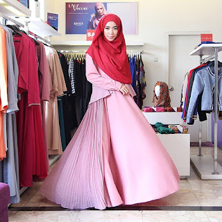 Model Baju Muslim Syari