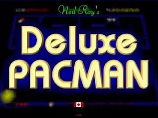 تحميل لعبة باك مان للكمبيوتر - تنزيل Deluxe Pacman