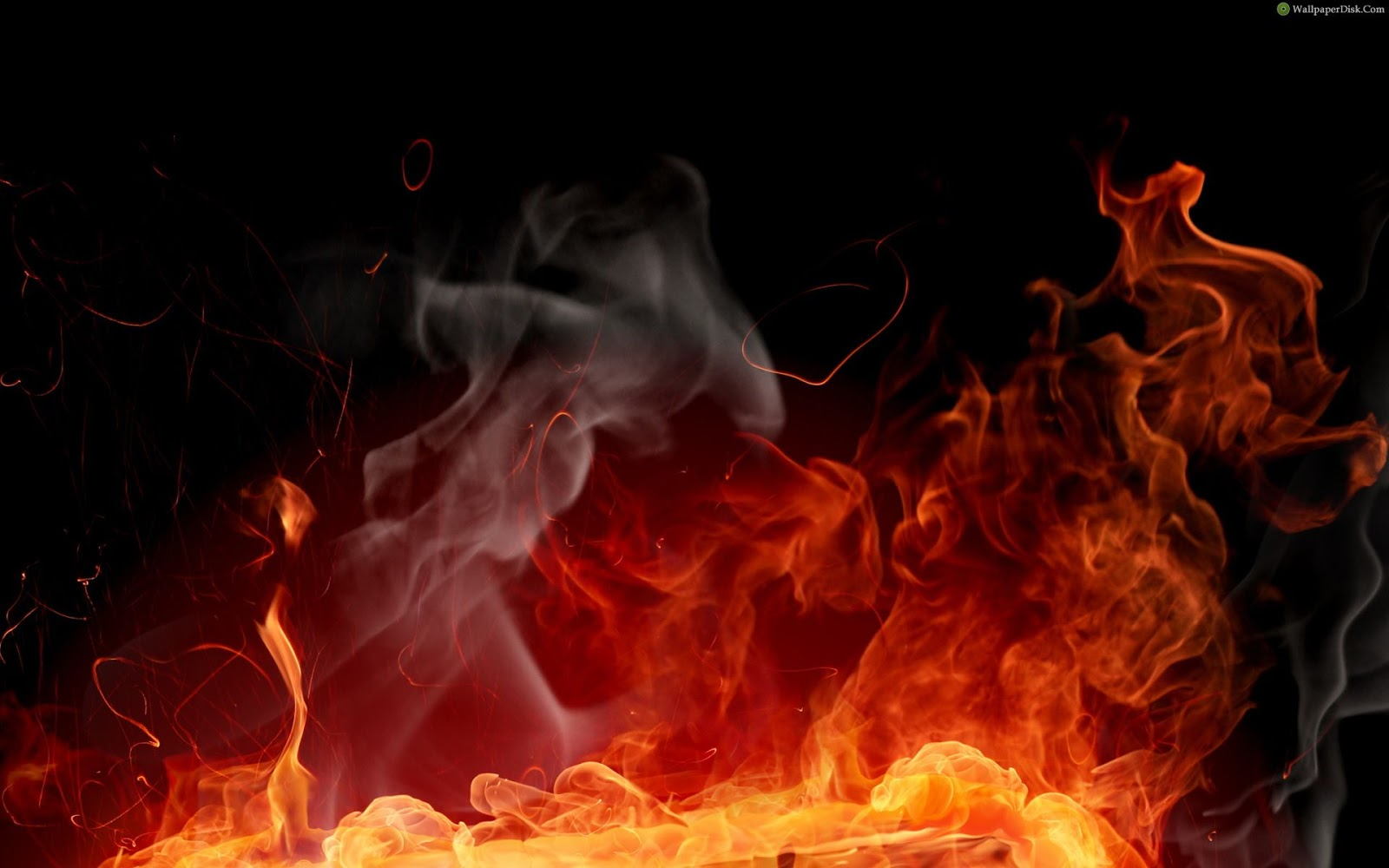 hd wallpapers desktop fire - photo #15
