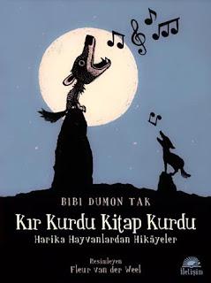 Bibi Dumon Tak - Kır Kurdu Kitap Kurdu