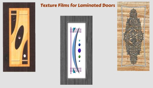 Texture Films for Laminated Doors | Micro Coated Door | Laminated Door Skin & Texture Films for Laminated Doors | Micro Coated Door | Laminated ...