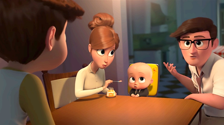The Boss Baby | DreamWorks Animation