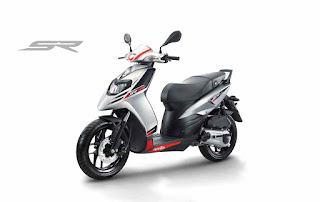top 10 scooty in India, Aprilia sr 125