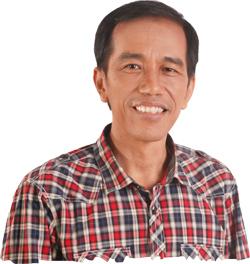 Profile dan Biodata : Jokowi