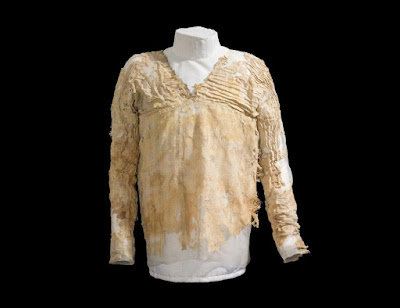 Tarkhan Dress is the world's oldest woven garment