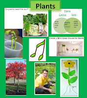Learning Ideas - Grades K-8: Plants Word Search Puzzles ...
